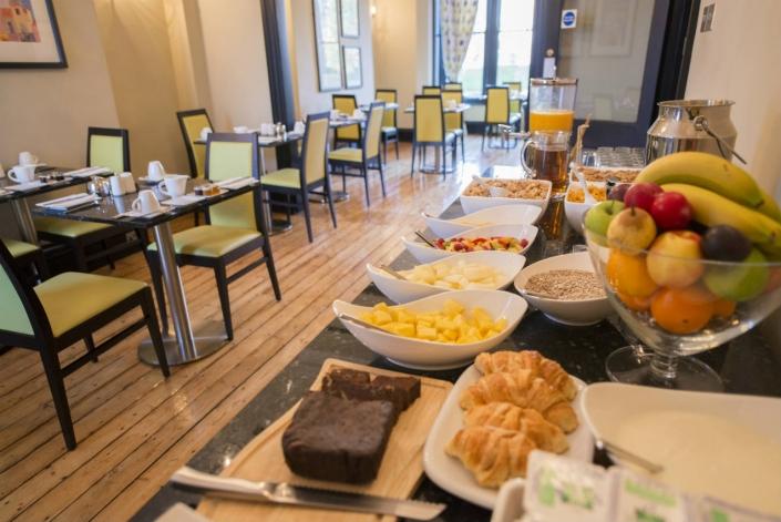Food & Drink at The Grafton Hotel Harrogate