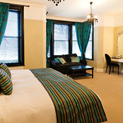 Grafton Harrogate Hotel Rooms