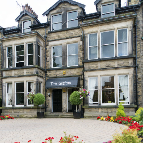 Book The Grafton Harrogate Hotel